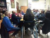 IU-Verdes Lorca firma un acuerdo con la Federación de Asociaciones para acabar con la deuda del Ayuntamiento con estos colectivos