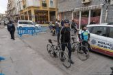 El Centro Histórico se cierra al tráfico para facilitar la movilidad de los peatones