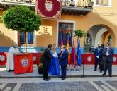Alcantarilla acoge la visita de Santa María de la Arrixaca