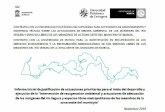 El proyecto Murcia Río de Ballesta, que quieren parar, pretende naturalizar más de 300.000 m2 en ramblas y meandros del Segura
