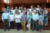 Técnicos de Turismo de la Red Regional de Oficinas de Turismo de la Región de Murcia asisten a la Visita de Familiarización en Molina de Segura