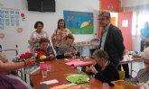 Familia atiende a 25 personas mayores de Jumilla en el centro de día que gestiona Aspajunide