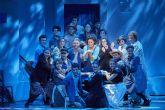 El musical 'Mamma Mia!' llega mañana al Auditorio Víctor Villegas de Murcia