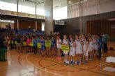 Águilas acoge la final regional del programa Actividad Física y Deporte en Edad Escolar