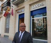 Ciudadanos Cartagena muestra su satisfacción por la apertura del cuartel de la Policía Local 24 horas en la Plaza del Lago