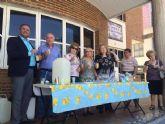 Comienzan las fiestas del Centro Municipal de Personas Mayores de la plaza Balsa Vieja