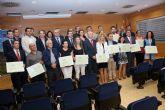 El Alcalde de Cehegín recoge el premio al programa 'Medioambientados', iniciativa municipal sobre educación ambiental