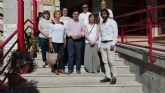 Visita a las instalaciones del CIFEA de Molina de Segura