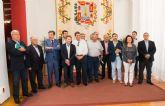 Seis ayuntamientos encabezados por Cartagena respaldan a los agricultores en la solución de los salmueraductos