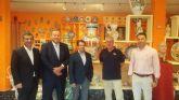 Los Candidatos del PP al Congreso y al Senado apoyan la artesanía en Lorca