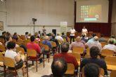 La Asociación Campoder informa de la estrategia de desarrollo rural que beneficiará a Puerto Lumbreras