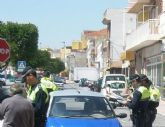 La Policía Local de Totana se suma a la campaña especial de la DGT por el control de alcohol y drogas