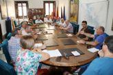 Reunión para desarrollar el apartado de centros en red del proyecto 'Cieza Ciudad Educadora'