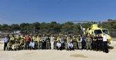 La Comunidad moviliza a m�s medio millar de personas diarias para prevenir los incendios forestales en la Regi�n