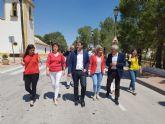 El PSOE lamenta la 'deslealtad' del Gobierno regional y del PP con el Ayuntamiento socialista de Molina de Segura