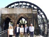 La Comunidad restaura la Noria y el Acueducto de Alcantarilla