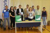 La FFRM dona dos desfibriladores para instalaciones deportivas de San Pedro del Pinatar