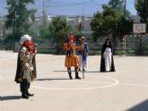 Berberiscos y Trinitarios toman los colegios de Torre Pacheco
