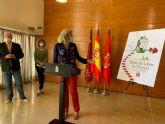 La catedral de Murcia y el clavel rojo serán la imagen de la III Feria del Libro