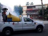 El Plan de Emergencia contra el mosquito tigre continúa esta semana en los barrios de La Paz y Vistabella