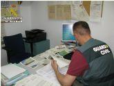 La Guardia Civil esclarece la estafa de más de 250.000 euros a empresarios de cuatro provincias españolas