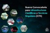 Ciencia e Innovación aprueba una convocatoria para ICTS por 37 millones de euros
