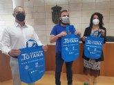 La Asociaci�n de Comerciantes de Totana va a repartir 32.000 bolsas reutilizables