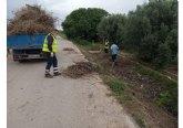 Brigada municipal: trabajos del 1 de junio