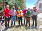 El pasado s�bado 29 y domingo 30 de mayo, se celebraron las etapas 13 y 14 del Camino Eulaliense