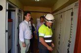 El nuevo servicio de mantenimiento de las estaciones de bombeo de La Manga incorporan un sistema automatizado de vigilancia 24h