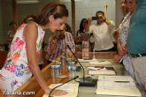 Maribel Rubio de la Peña toma posesi�n como concejala del Ayuntamiento de Totana por el Grupo Municipal Popular