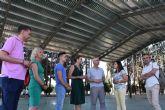 Más de 240 alumnos del colegio Emilio Candel disfrutarán el próximo curso de una pista cubierta gracias al Plan de Climatización