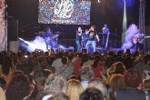 Andy y Lucas reúnen en San Pedro del Pinatar a más de 3000 personas