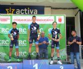 Unos 80 participantes en el Trofeo Escuelas de Ciclismo ´Ciudad de Puerto Lumbreras´
