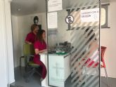 La AECC hace mamografías gratuitas en Torre Pacheco