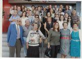 Las maestras jubiladas de Puerto Lumbreras y la Unidad de Transplantes del Hospital Virgen de la Arrixaca, diplomas de Servicios Distinguidos en el acto del 7 de julio