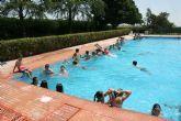 Abren sus puertas las piscinas p�blicas del Polideportivo Municipal 6 de Diciembre y el Complejo Deportivo Valle del Guadalent�n, dando comienzo a la nueva temporada de verano