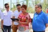 Presentadas las obras de renovación de la iluminación de los campos de fútbol y pistas del Polideportivo La Hoya