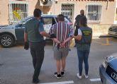 La Guardia Civil detiene en Los Alcázares a un joven dedicado a cometer estafas