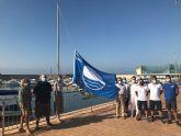 Las Banderas Azules ya ondean en la localidad