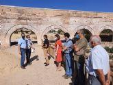 Los restos romanos encontrados junto al Acueducto se podrán visitar