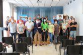 El Ayuntamiento de Lorquí presenta el programa mixto de empleo y formación 'Recuperación cabezos de Lorquí III'