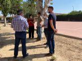 Visita técnica a los colegios de Dolores de Pacheco y San Cayetano