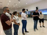 El centro cívico de El Mirador estrena un nuevo sistema de audio de última generación