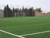 Vuelve el f�tbol al polideportivo El Pra�co y al complejo deportivo Guadalent�n