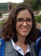 El investigador de la UMU Abraham Rueda y la doctora por la UMU Mercedes Pelegrín, reconocidos en los Premios de Investigación Matemática Vicent Caselles