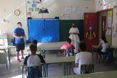 Los colegios de Los Antolinos y Los Pinos acogen la escuela de verano municipal con más de 380 ninos