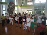 La Universidad Popular cierra el curso 2020-2021 con la entrega de diplomas de varios cursos