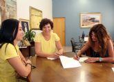 El Ayuntamiento y Riá Pitá firman un convenio para la promoción de la cultura flamenca en el municipio