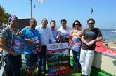 El Mistral Beach Festival llenará de música la playa Mistral de La Manga del 18 al 21 de agosto